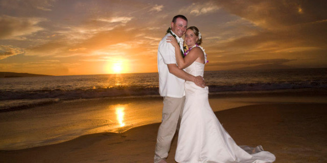 Maui Sunset Weddings