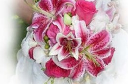 Stargazer Lily with Pastel Mix Bouquet