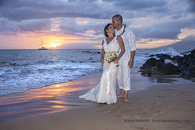 Maui Wedding Locations, beautiful beach