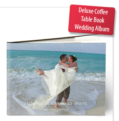 maui wedding photo book