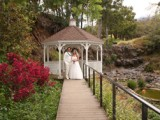 Gazebo at Kula Botanical Gardens for weddings on Maui
