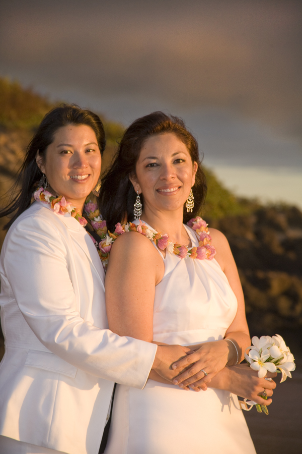 Gay Weddings on Maui - Hawaii Wedding - Maui Wedding & Vow Renewal ...