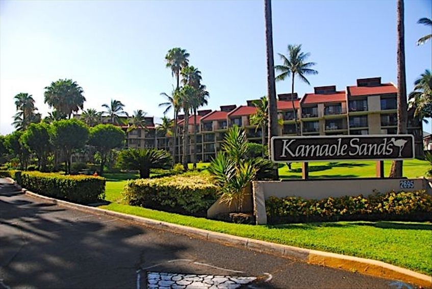 Kamaole Sands Resort Condominium