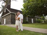 Maui church wedding