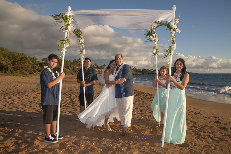 Hawaii Wedding Packages.Jewish Maui Ceremony Hawaii Wedding Maui Wedding Vow