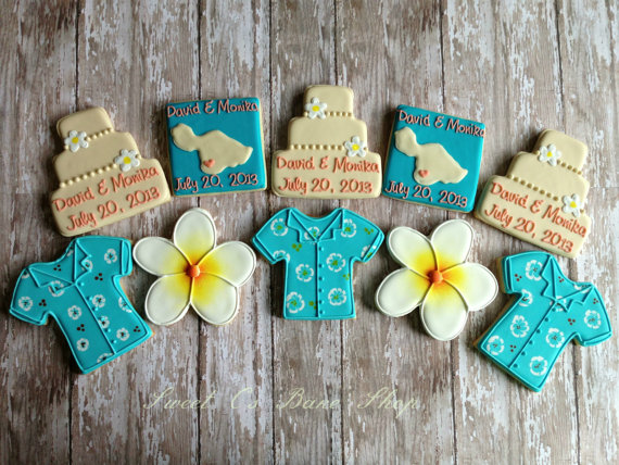 Hawaiian Wedding Gift Ideas: Maui Wedding & Vow