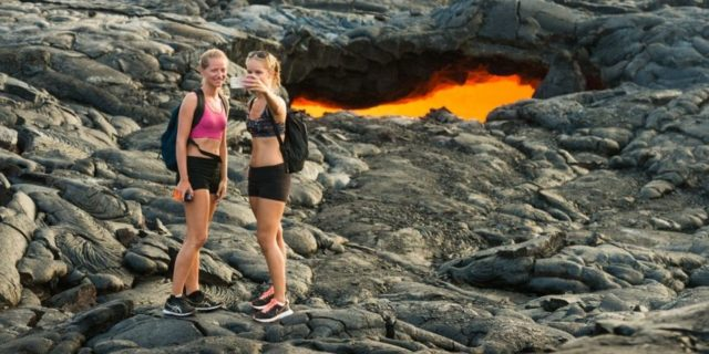 Hawaii Volcanoes and Weddings